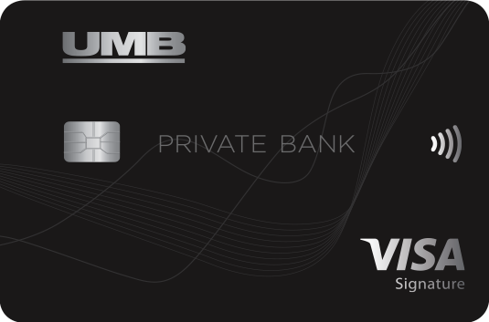 UMB Private Bank Signature Preferred Card