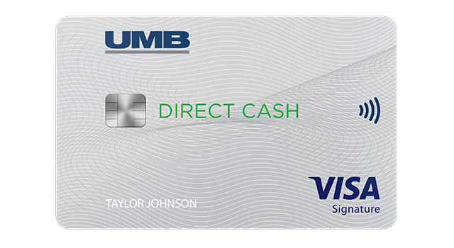 Credit Card Direct Cash®