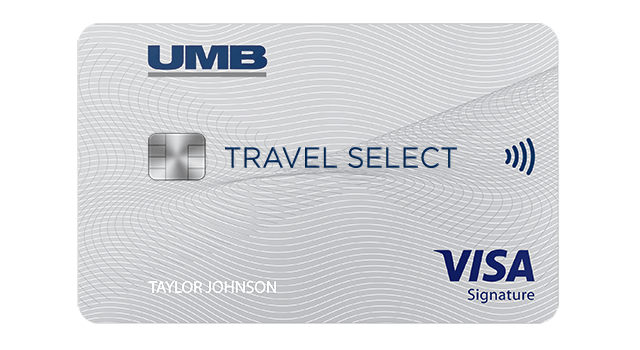 Credit Card Travel Select®